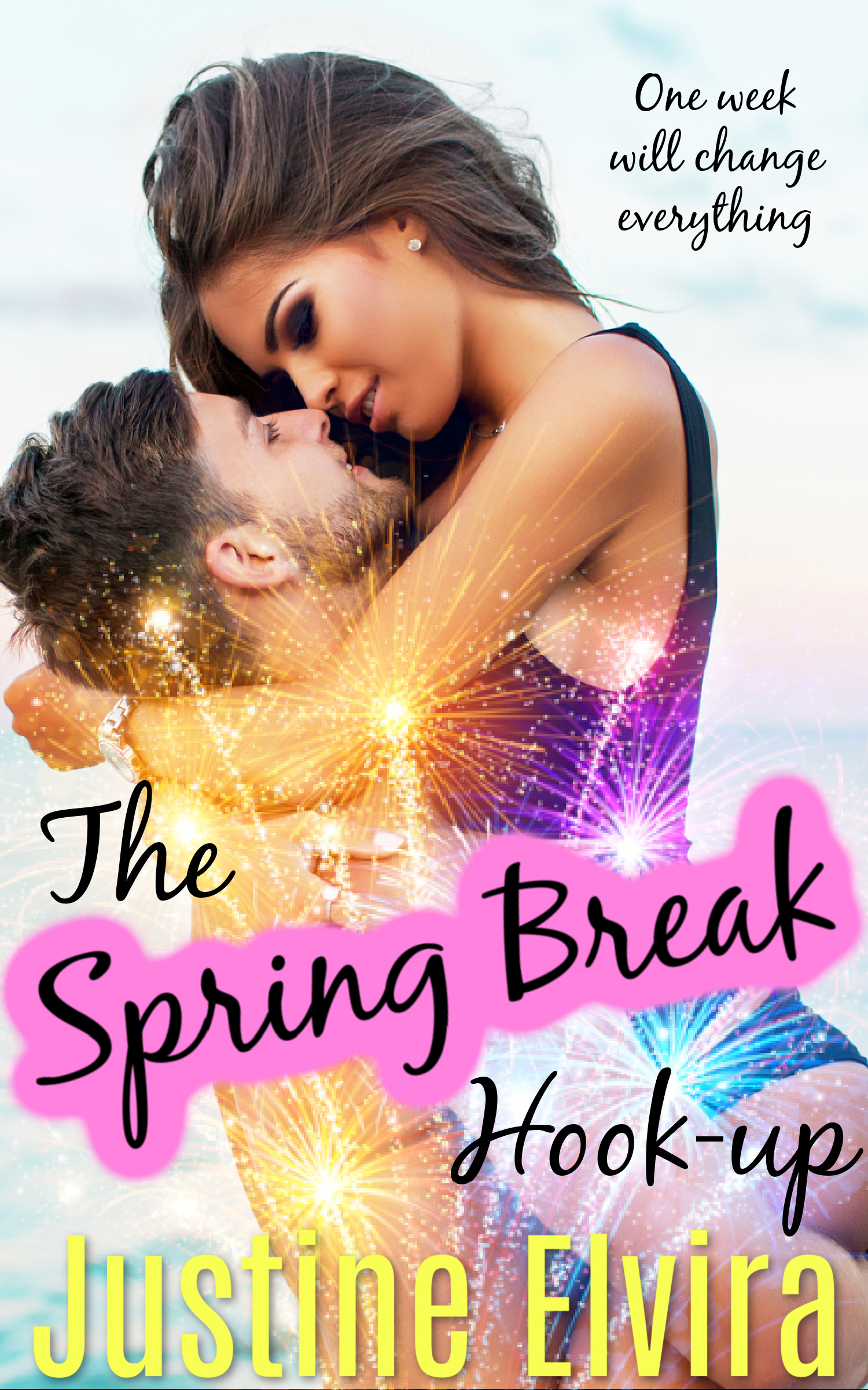 The Spring Break Hook-up