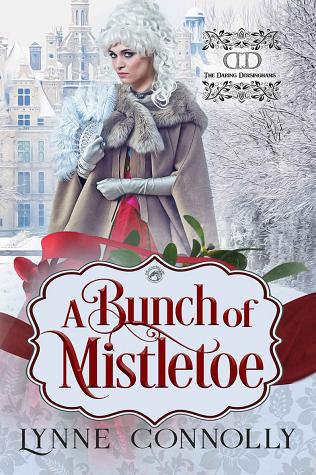 A Bunch of Mistletoe (The Daring Dersinghams, #2.5)
