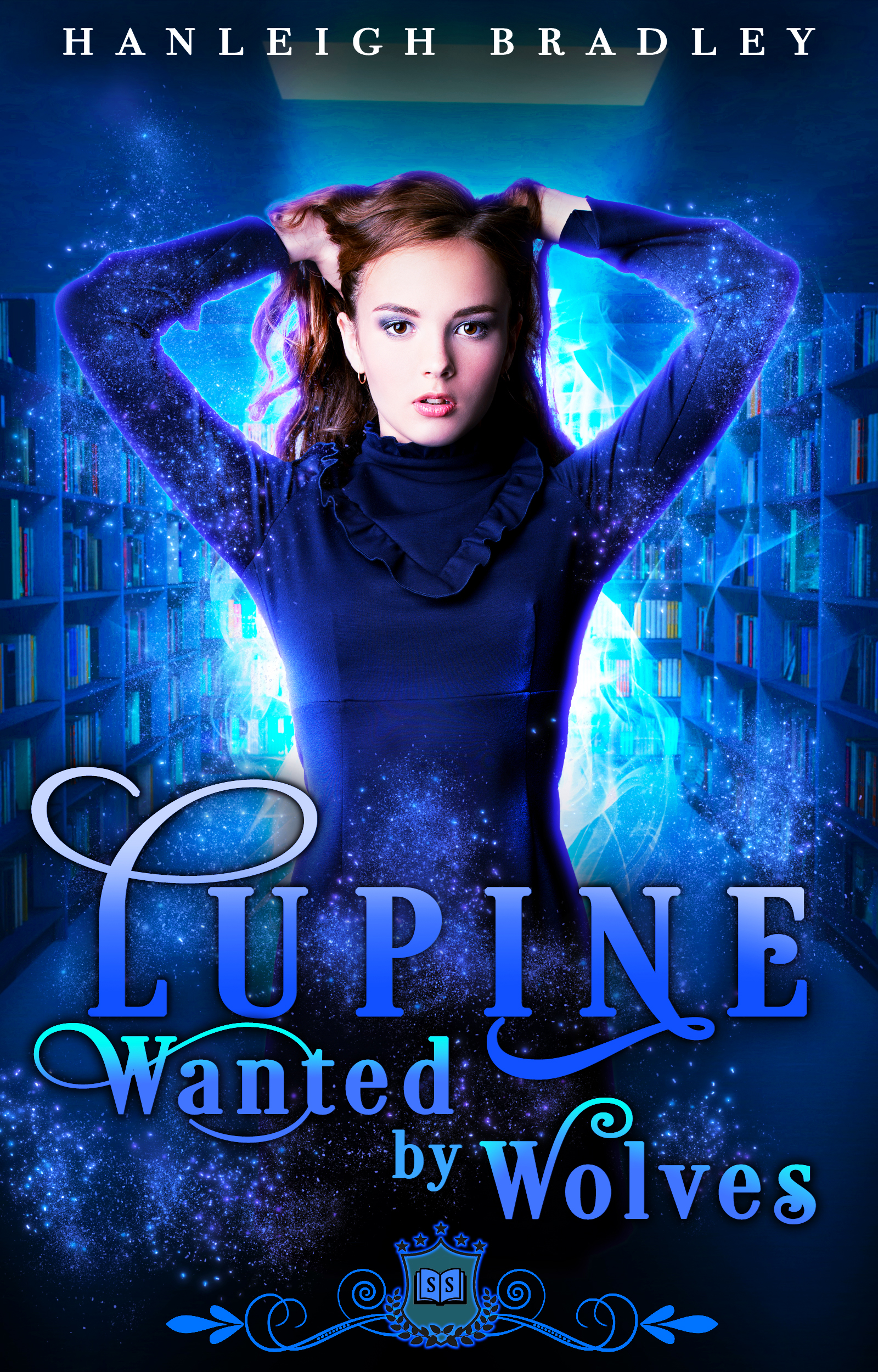 Lupine: Wanted by Wolves (Spell Library, #14)