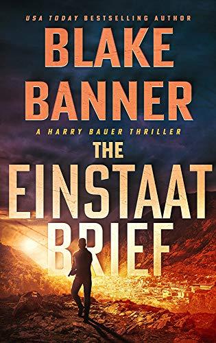 The Einstaat Brief (Harry Bauer Thriller #3)
