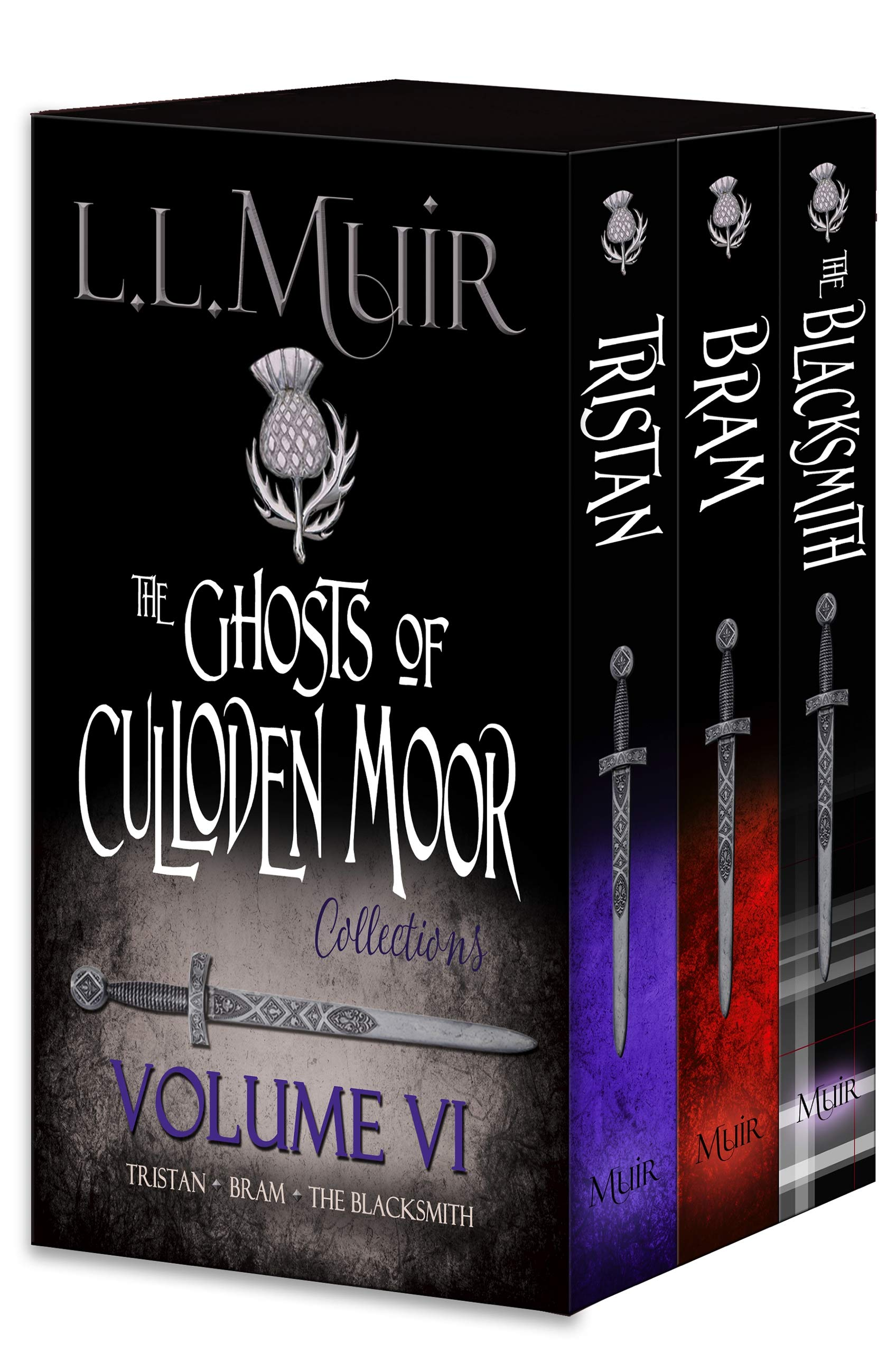 The Ghosts of Culloden Moor Collections: Volume 6