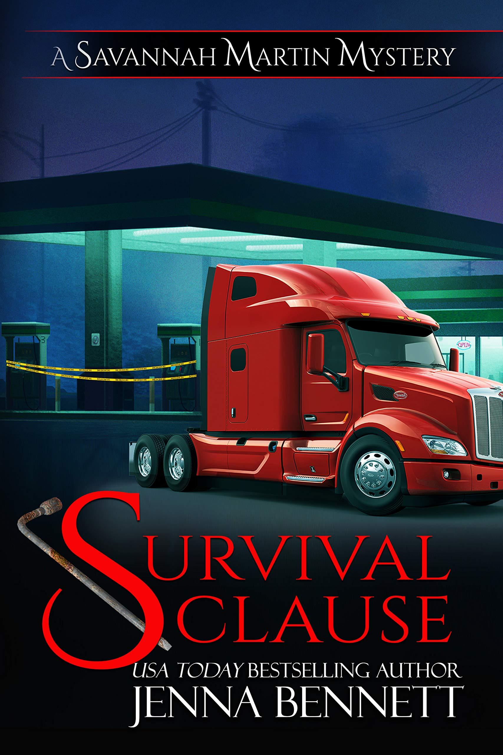 Survival Clause (Savannah Martin Mysteries Book 20)
