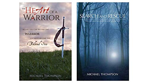 The Heart of a Warrior / Search and Rescue Book Bundle