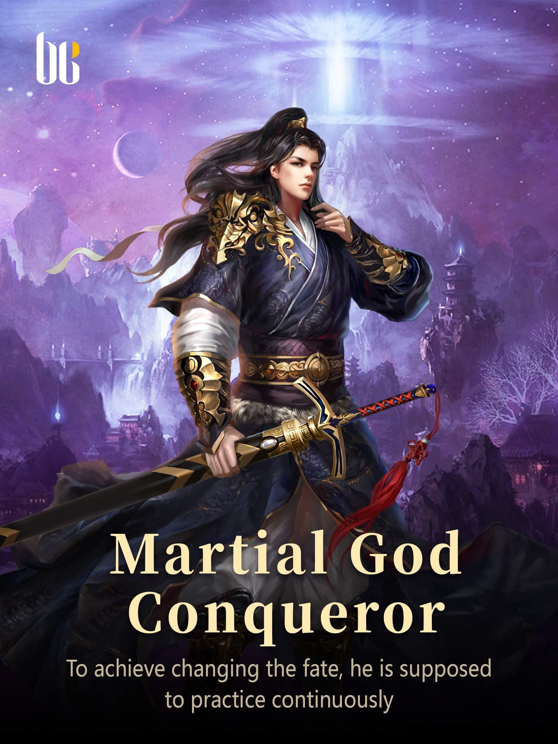 Martial God Conqueror: Volume 29