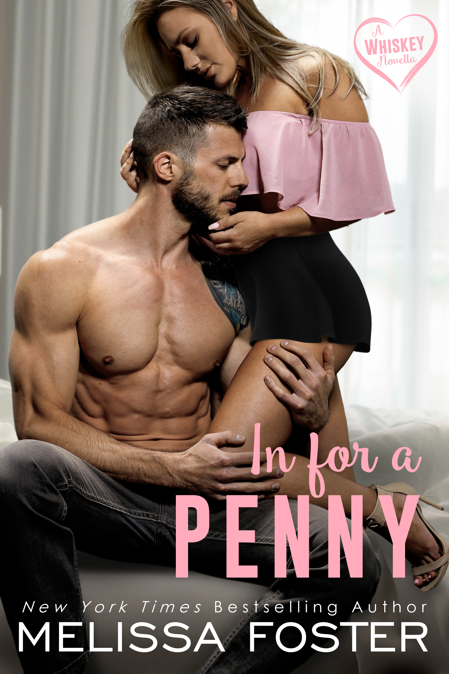 In for a Penny (The Whiskeys: Dark Knights at Peaceful Harbor, #7.5)
