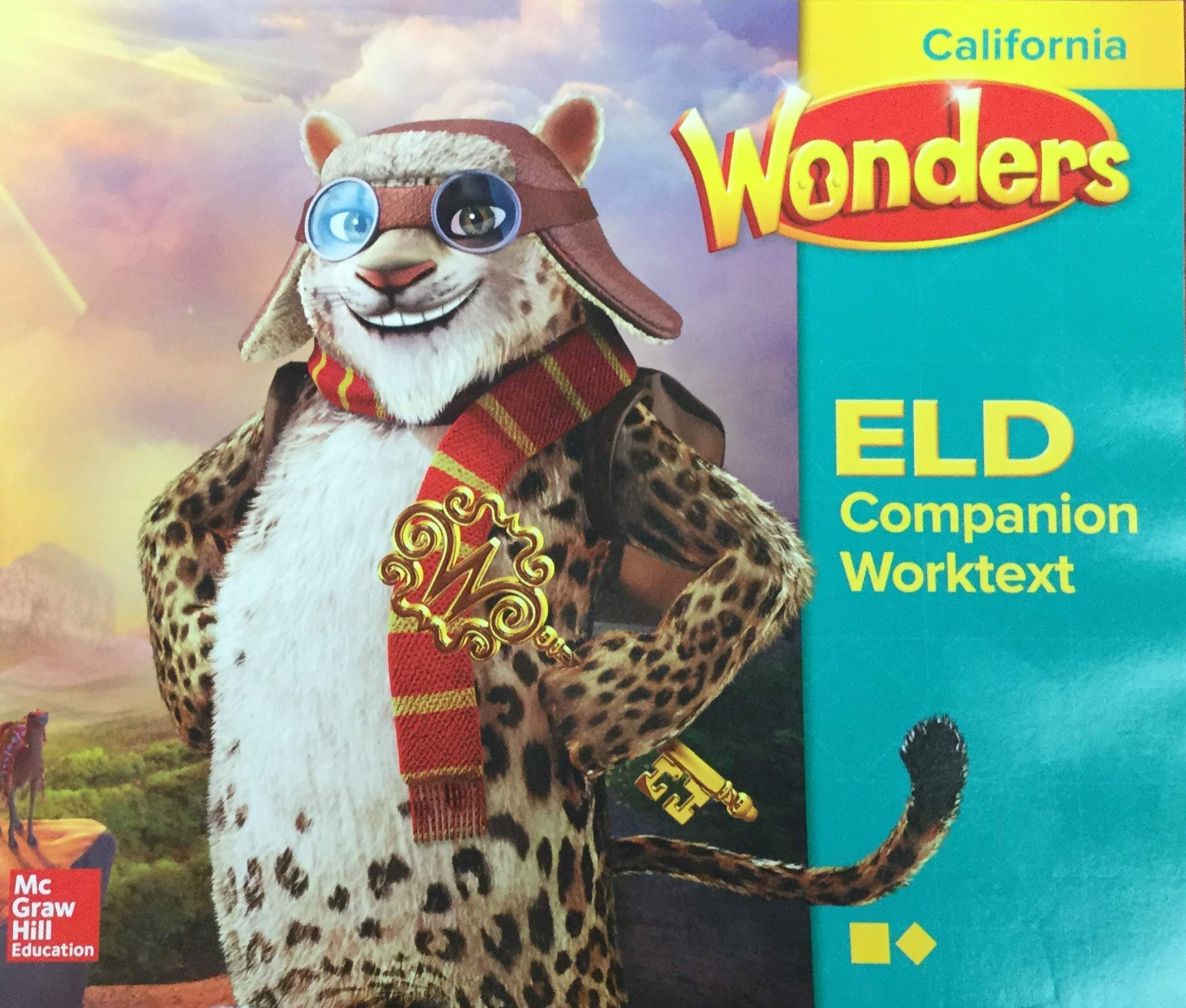 Reading Wonders ELD Companion Text Grade 4 California McGraw Hill