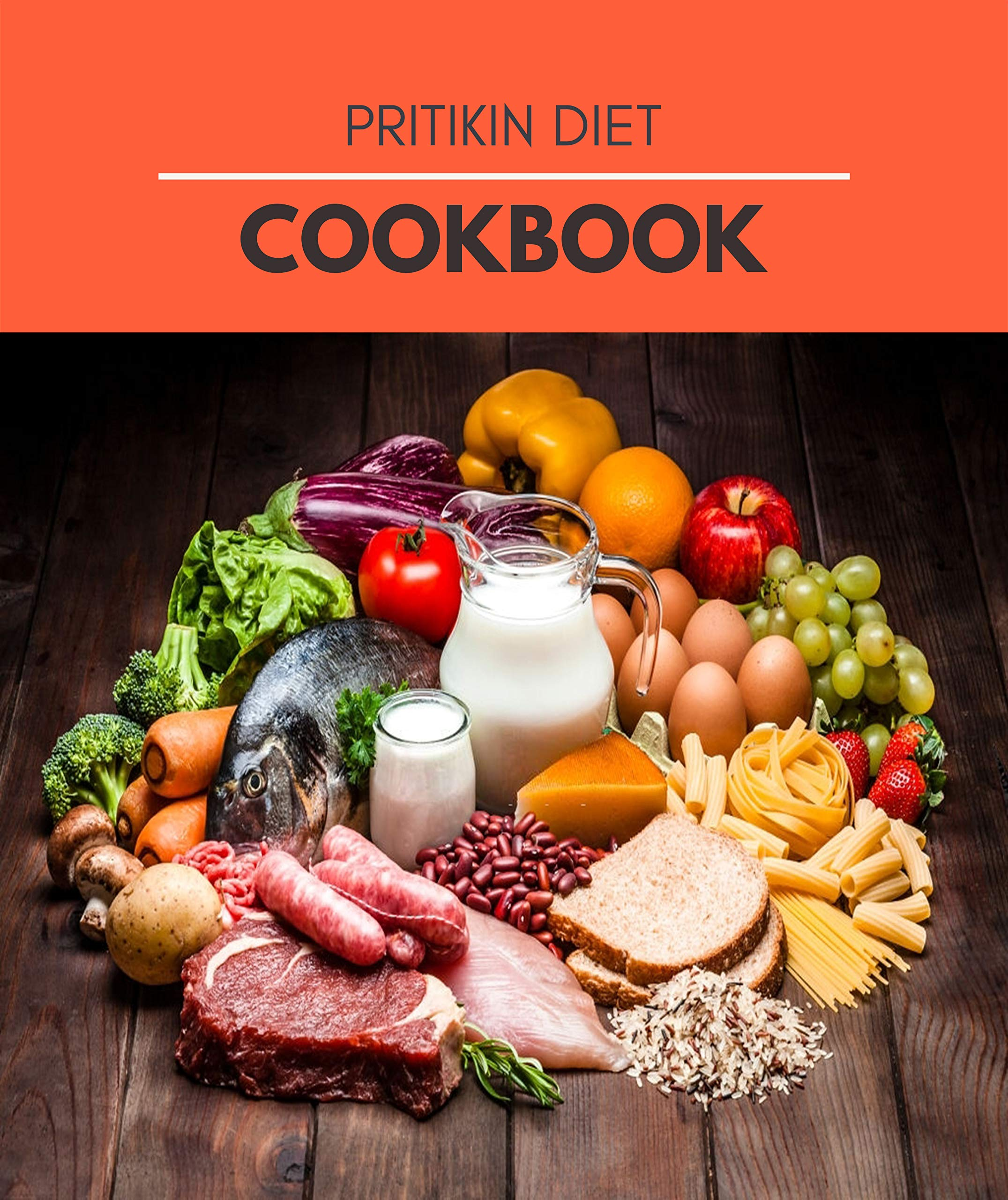 Pritikin Diet Cookbook: Easy, Flavorful Recipes For Lifelong Health | Weight Reduction To Your Satisfaction