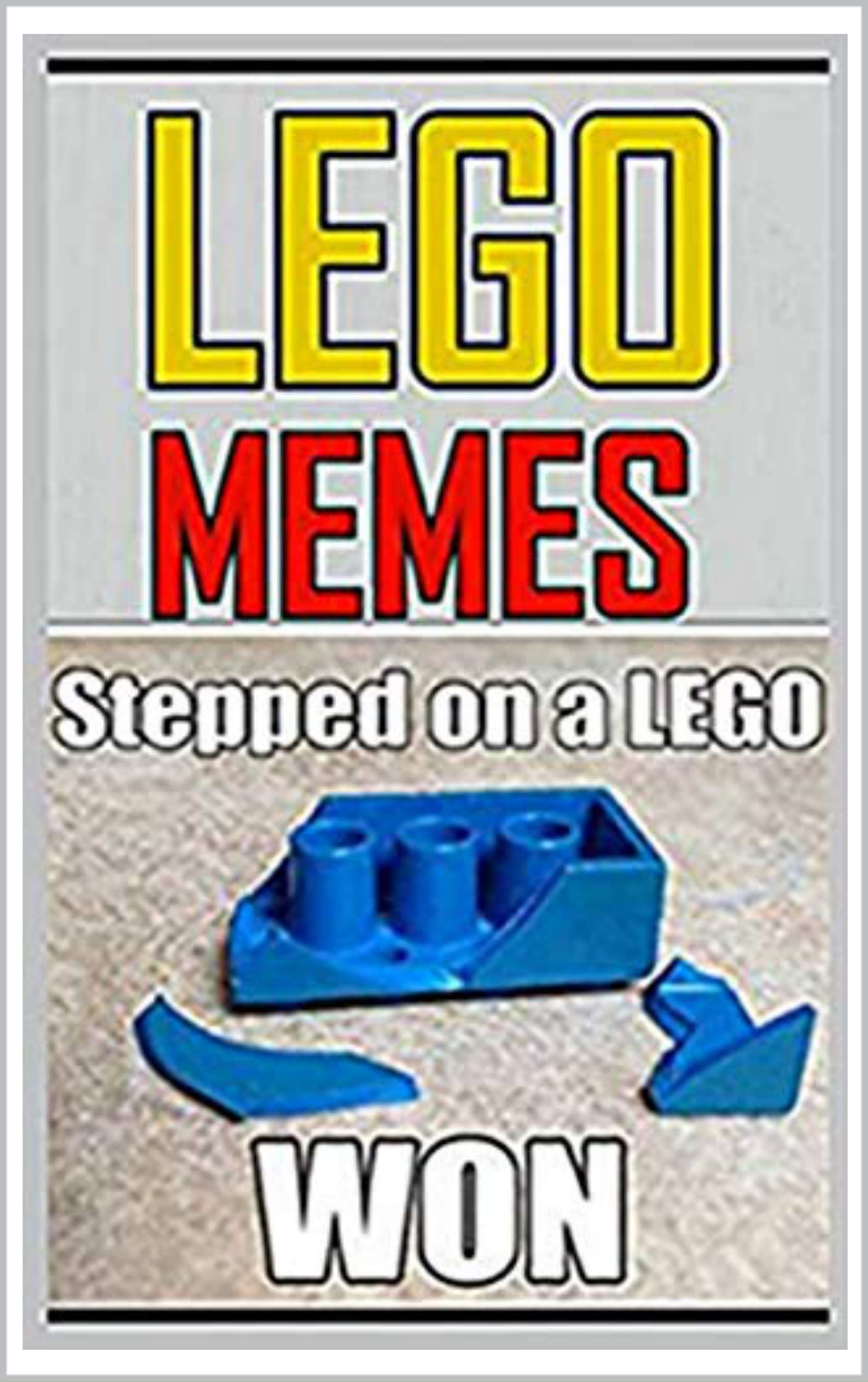 Lego Jokes, Meems & Internet Comedy - Joke Books Lego Special With Other Cool Stuff Too