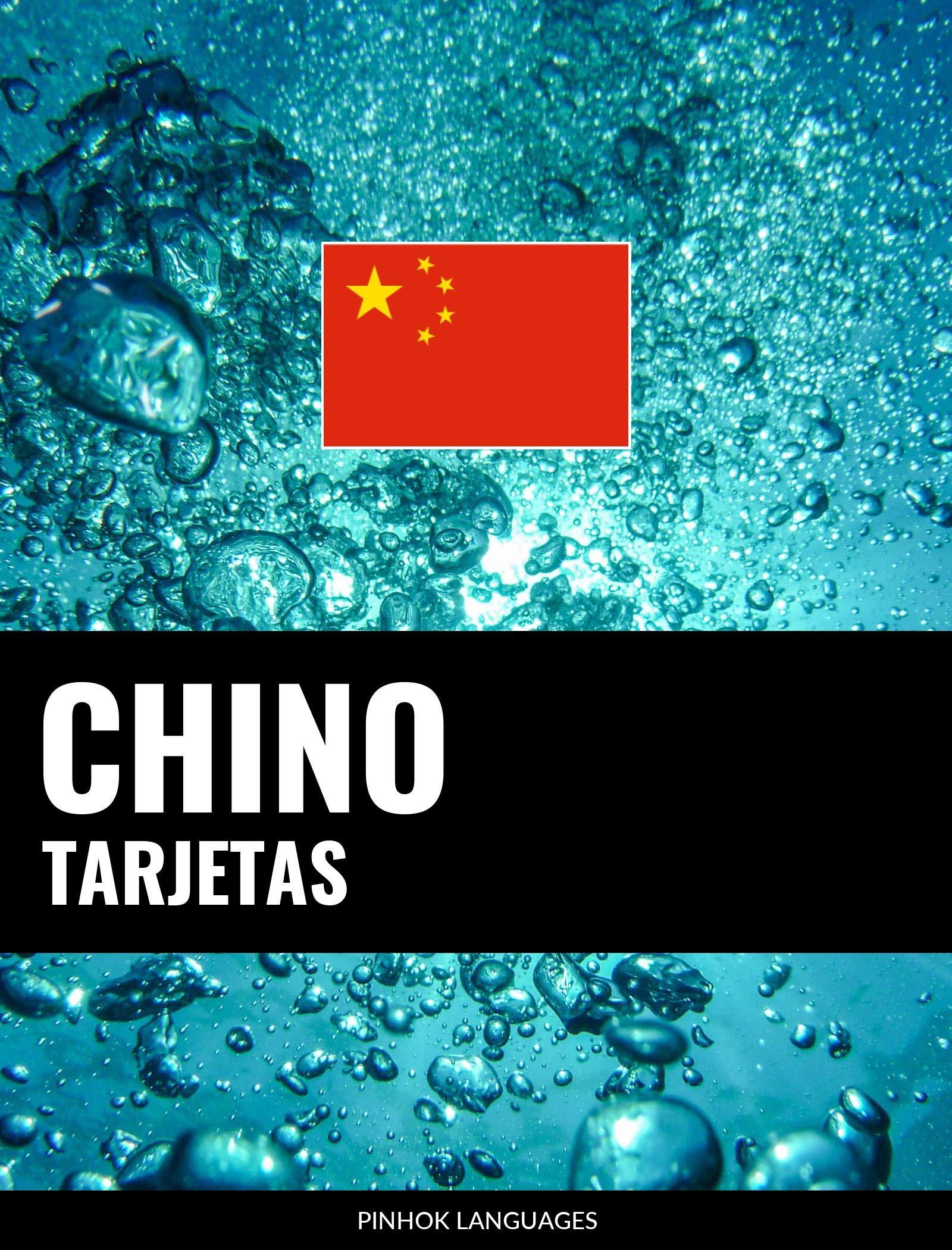 Tarjetas en chino: 800 tarjetas importantes chino-español y español-chino