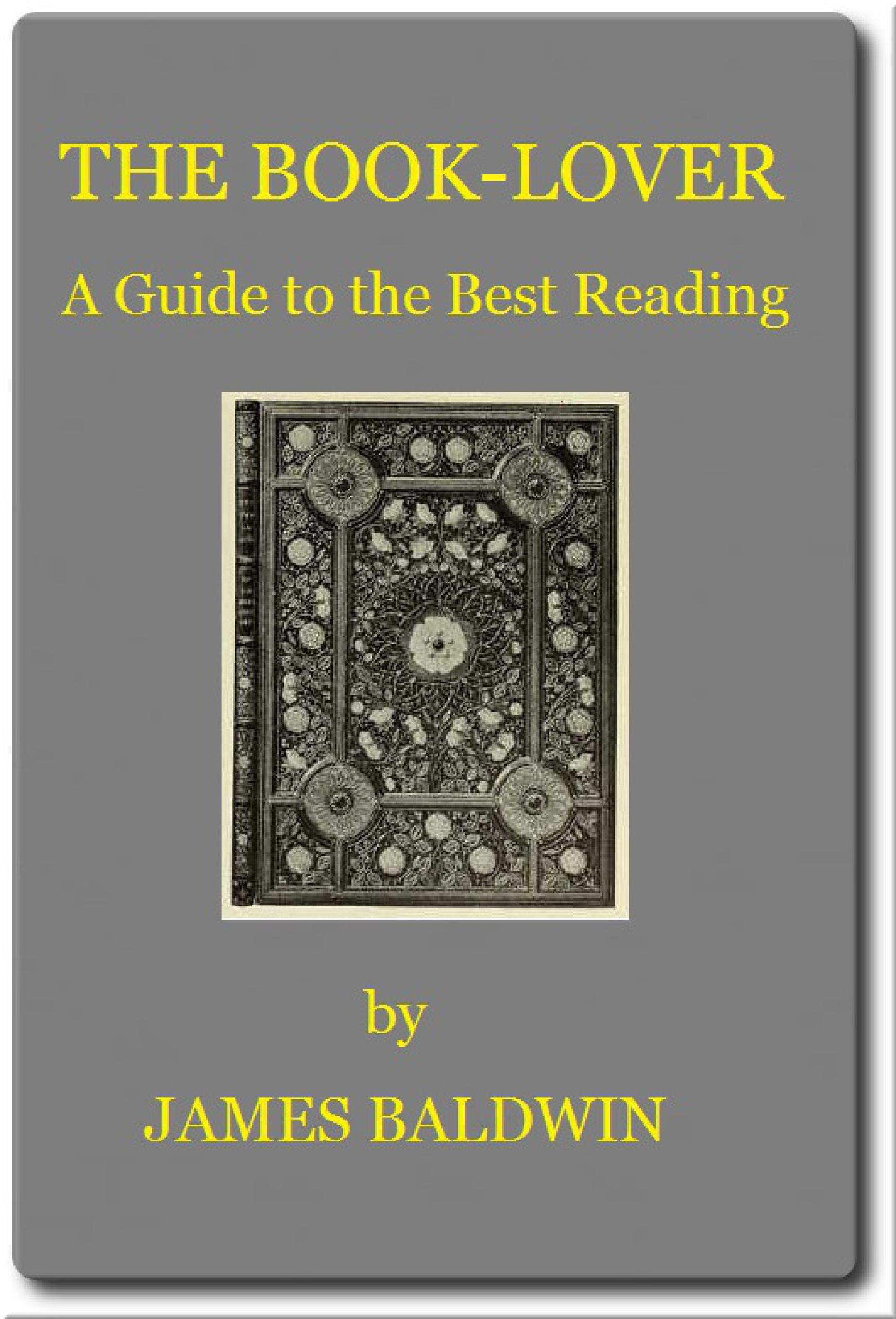 """The Abridged Version of """"The Book-lover"""": A Guide to the Best Reading"""