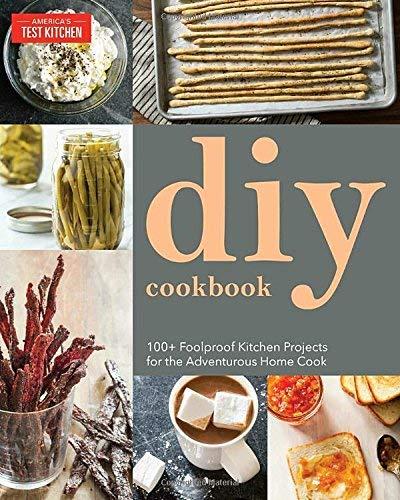 DIY Cookbook: Can It, Cure It, Churn It, Brew It
