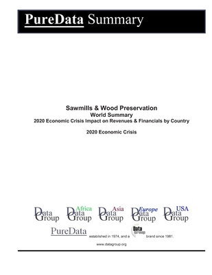 Sawmills & Wood Preservation World Summary: 2020 Economic Crisis Impact on Revenues & Financials by Country