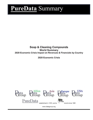 Soap & Cleaning Compounds World Summary: 2020 Economic Crisis Impact on Revenues & Financials by Country