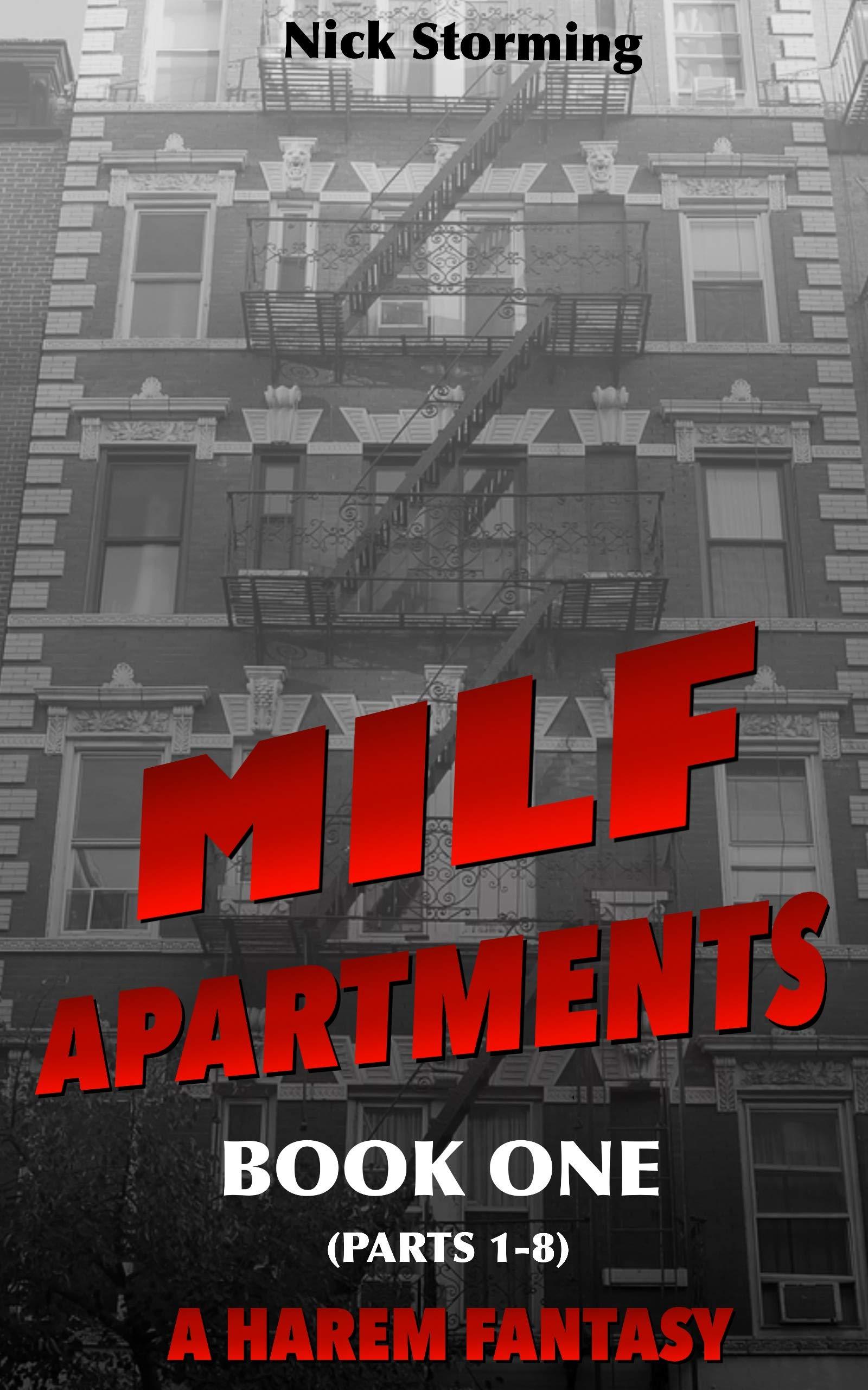 MILF Apartments: Book One (Parts 1-8) (A Harem Fantasy)