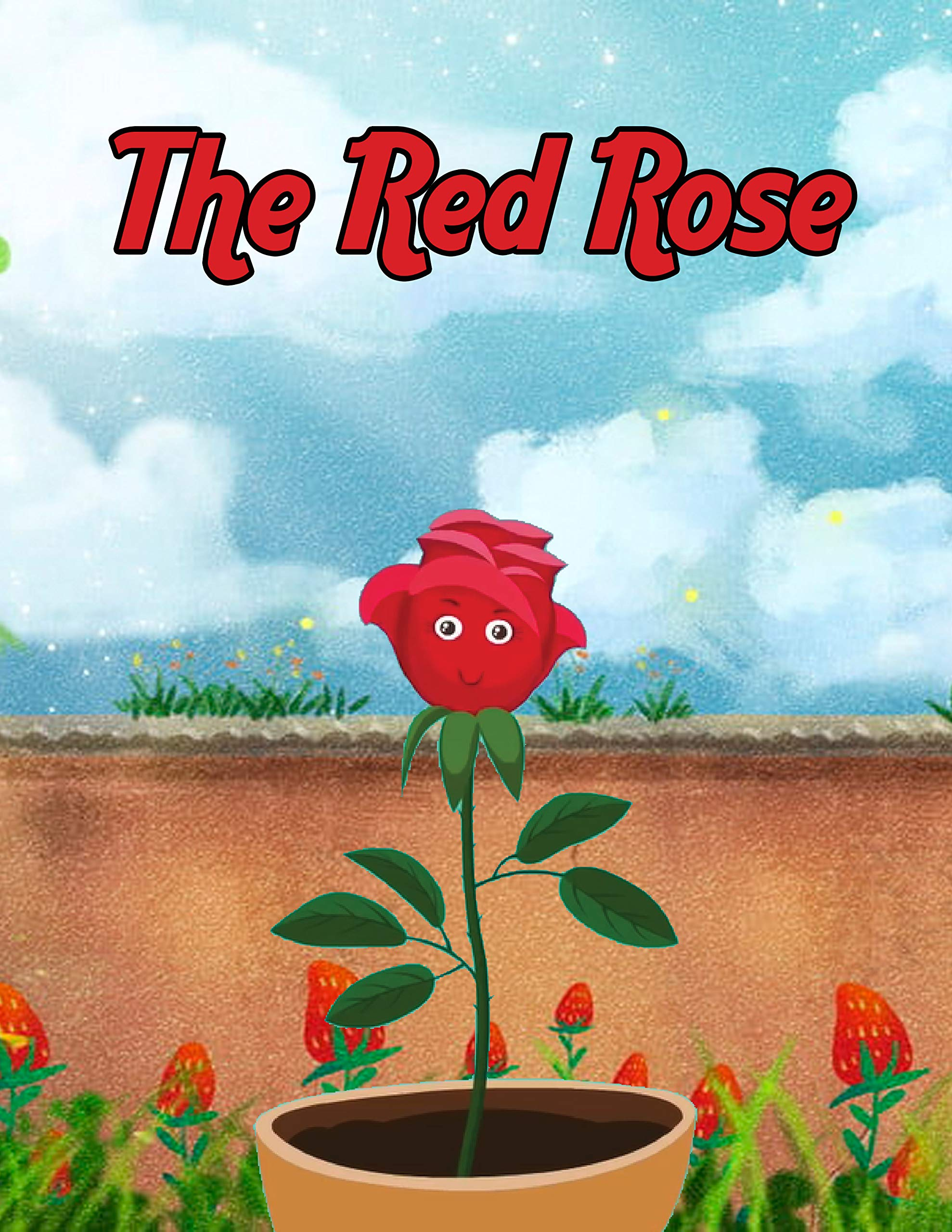 Story Of Red Rose : Bedtime Stories to Your Kids | Moral Stories and Bedtime Stories For Kids: Stories for Teenagers