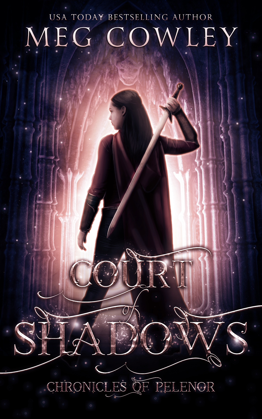 Court of Shadows: A Sword & Sorcery Epic Fantasy (Chronicles of Pelenor, #2)