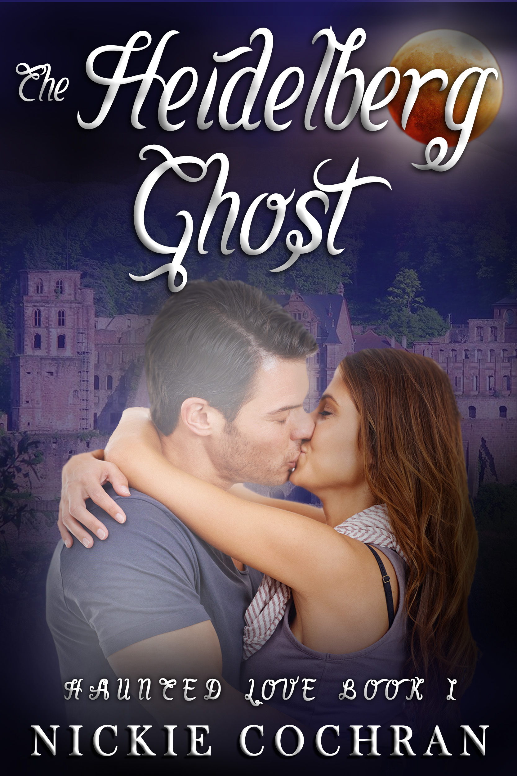The Heidelberg Ghost (Haunted Love, #1)