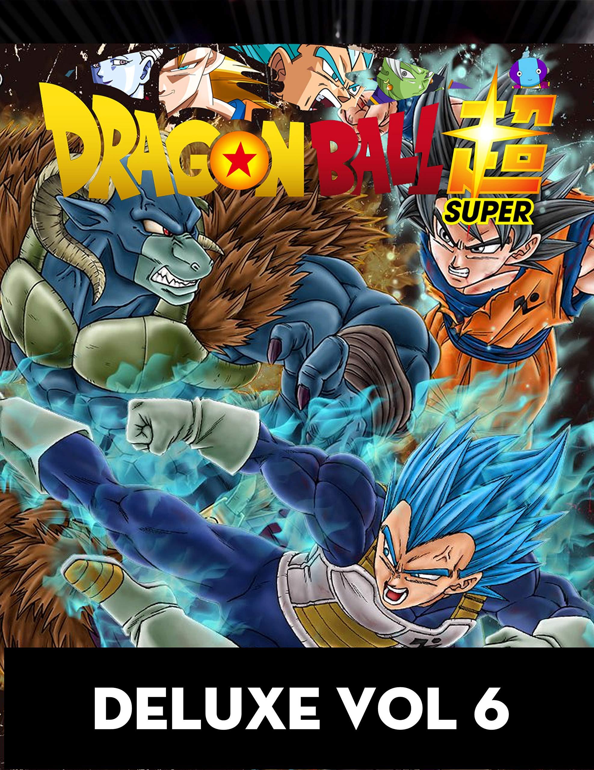 MANGA COLLECTIONS: DRAGON BALL SUPER VOL 6
