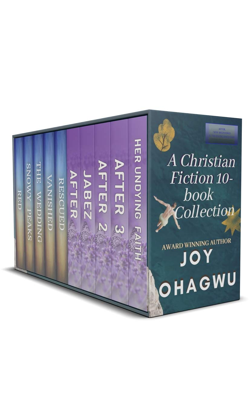 Ten Book Christian Fiction (Romance & Mystery) Collection (Great Ebooks)