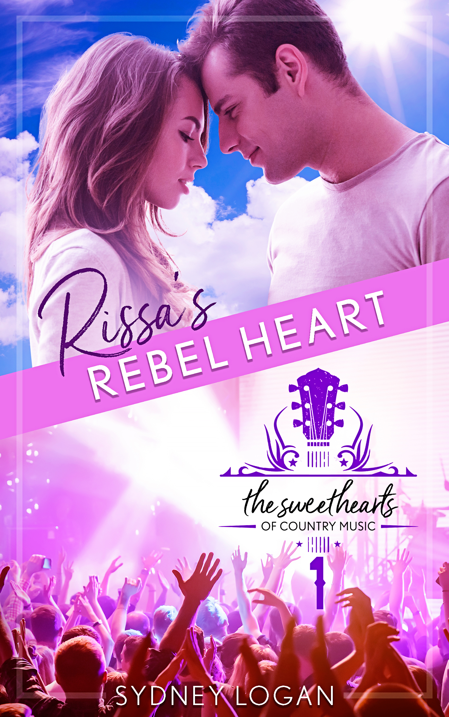 Rissa's Rebel Heart (Sweethearts of Country Music, #1)