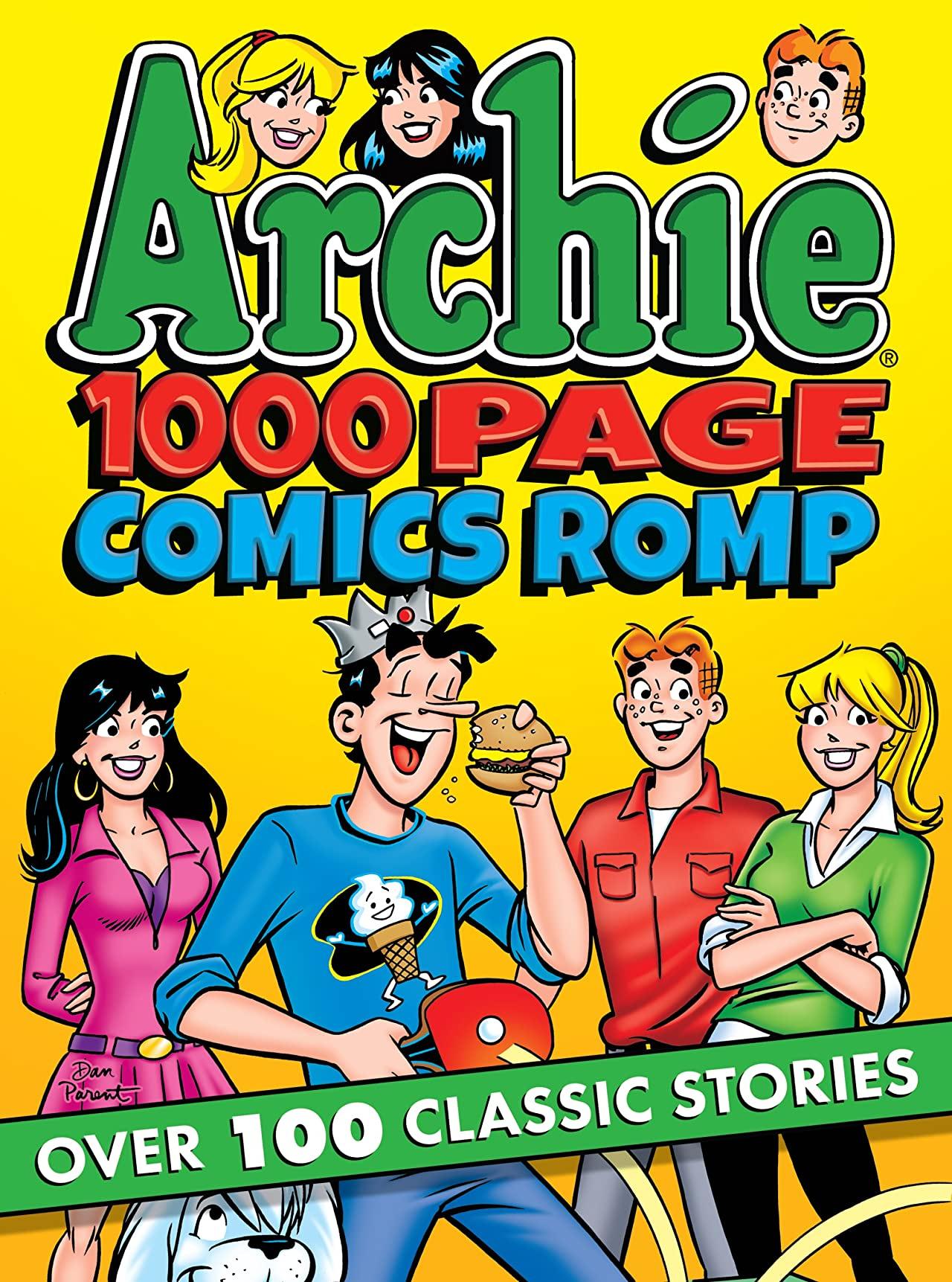 Archie 1000 Page Comics Romp (Archie 1000 Page Comics, #19)