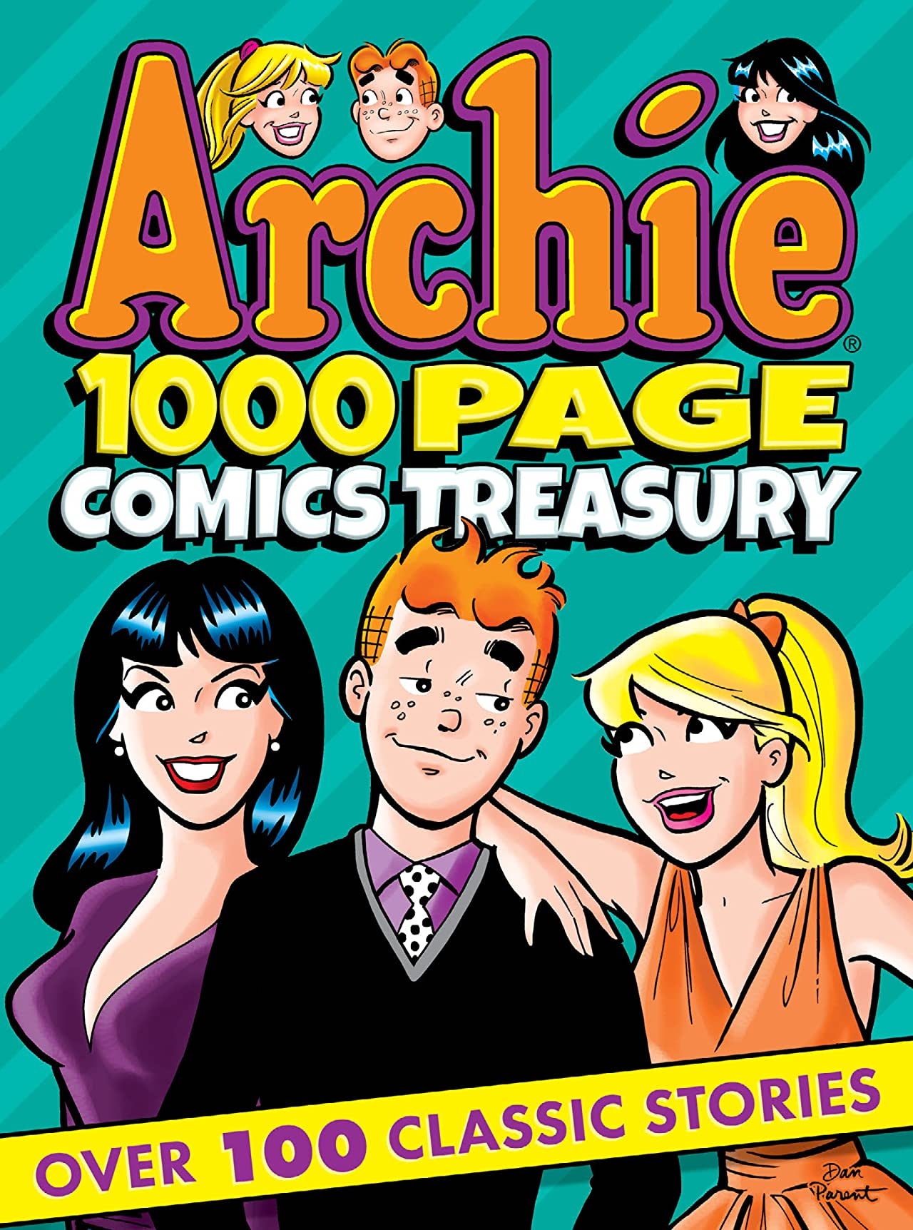 Archie 1000 Page Comics Treasury (Archie 1000 Page Comics)