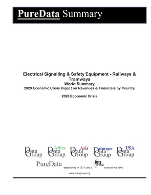 Electrical Signalling & Safety Equipment - Railways & Tramways World Summary: 2020 Economic Crisis Impact on Revenues & Financials by Country