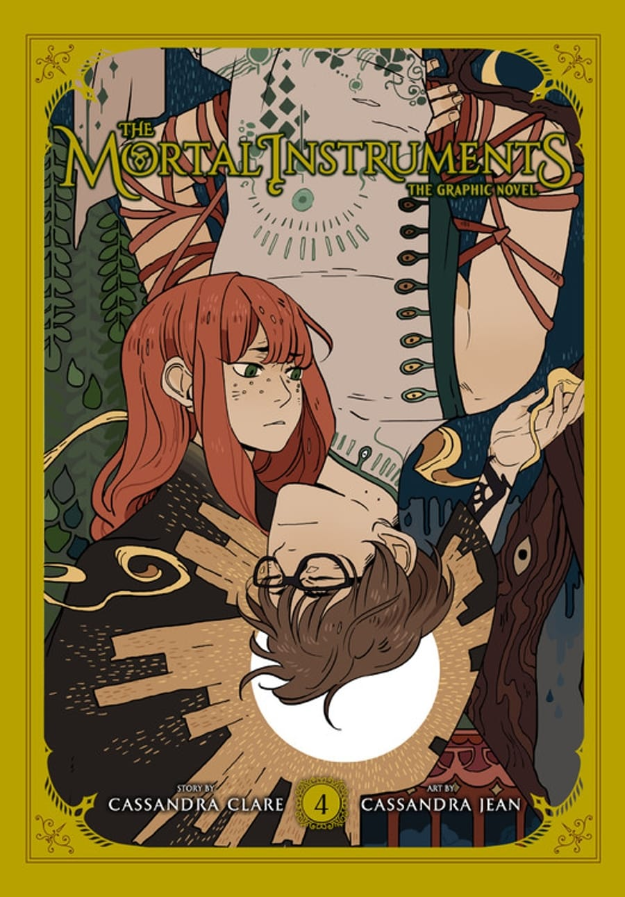The Mortal Instruments: The Graphic Novel, Vol. 4 (The Mortal Instruments: Graphic Novel #4)