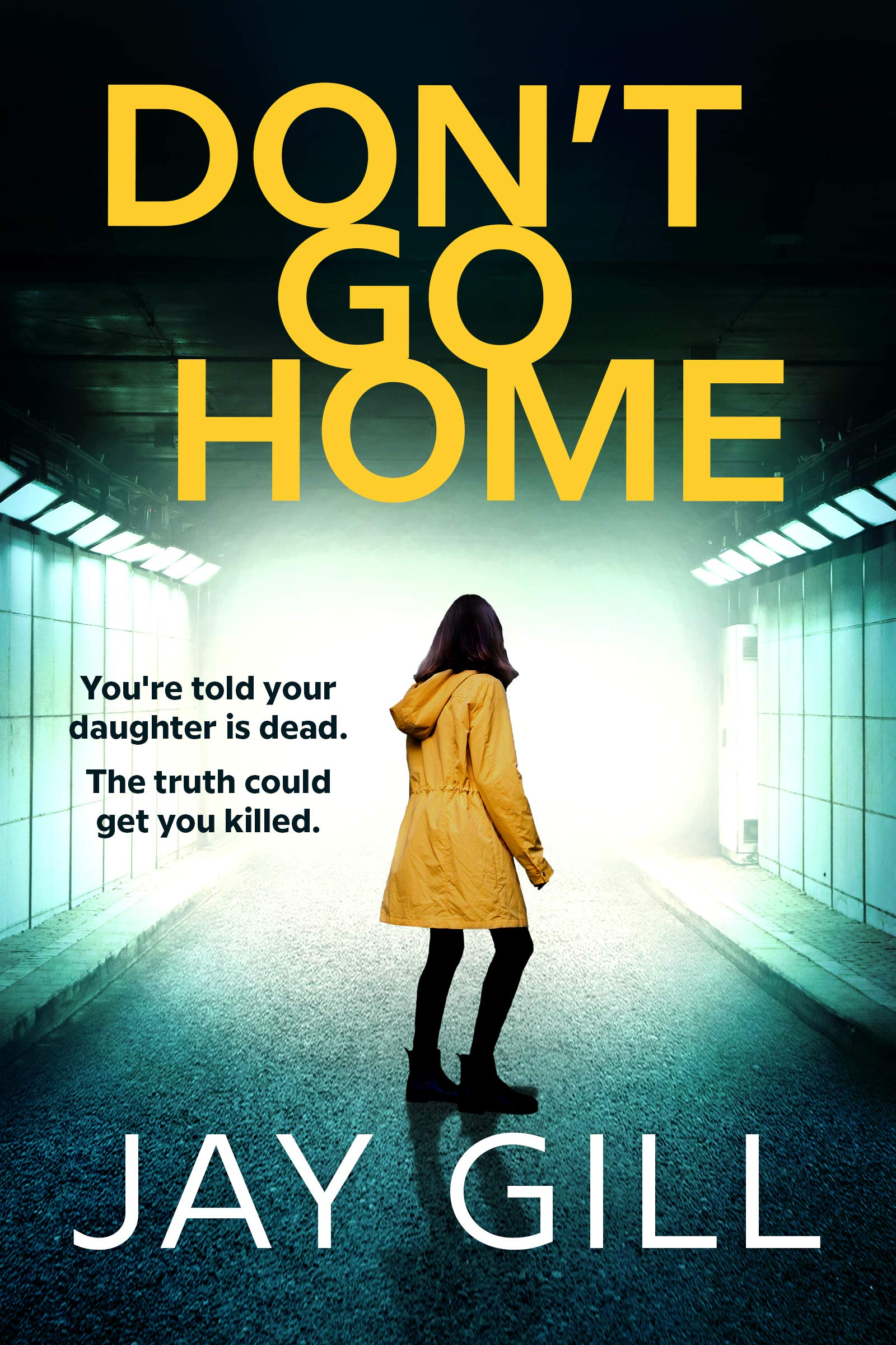 Don't Go Home: A gripping thriller with a killer twist (DCI James Hardy Series Book 7)