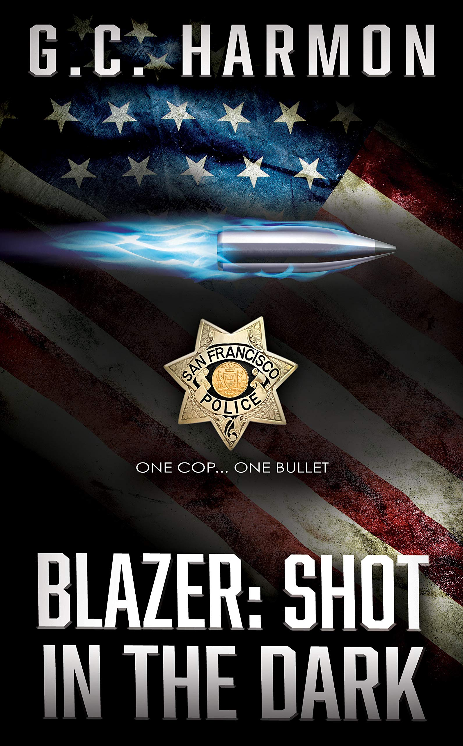 Blazer: Shot in The Dark (Blazer #2)