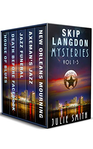 Skip Langdon Mysteries Vol. 1-5 (Skip Langdon #1-5)