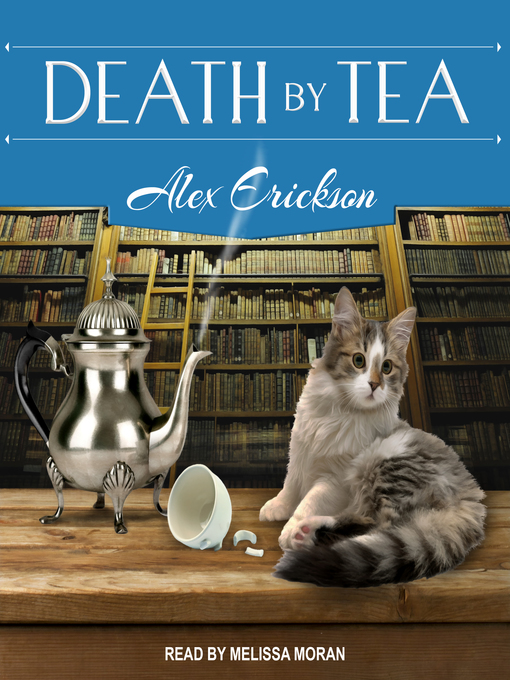 Death by Tea (Bookstore Cafe Mystery, #2 (Audiobook)