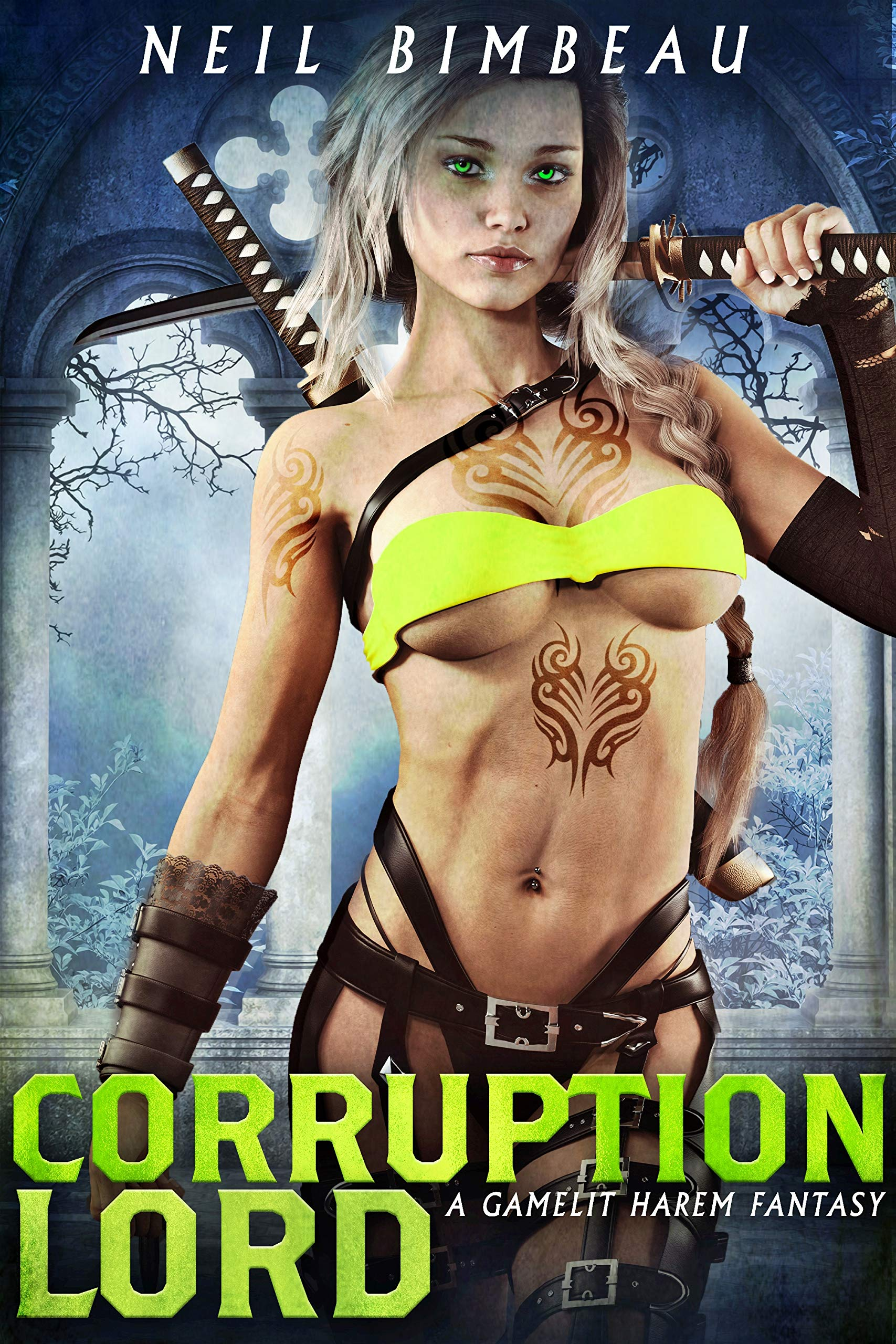 Corruption Lord (Corruption Lord #1)