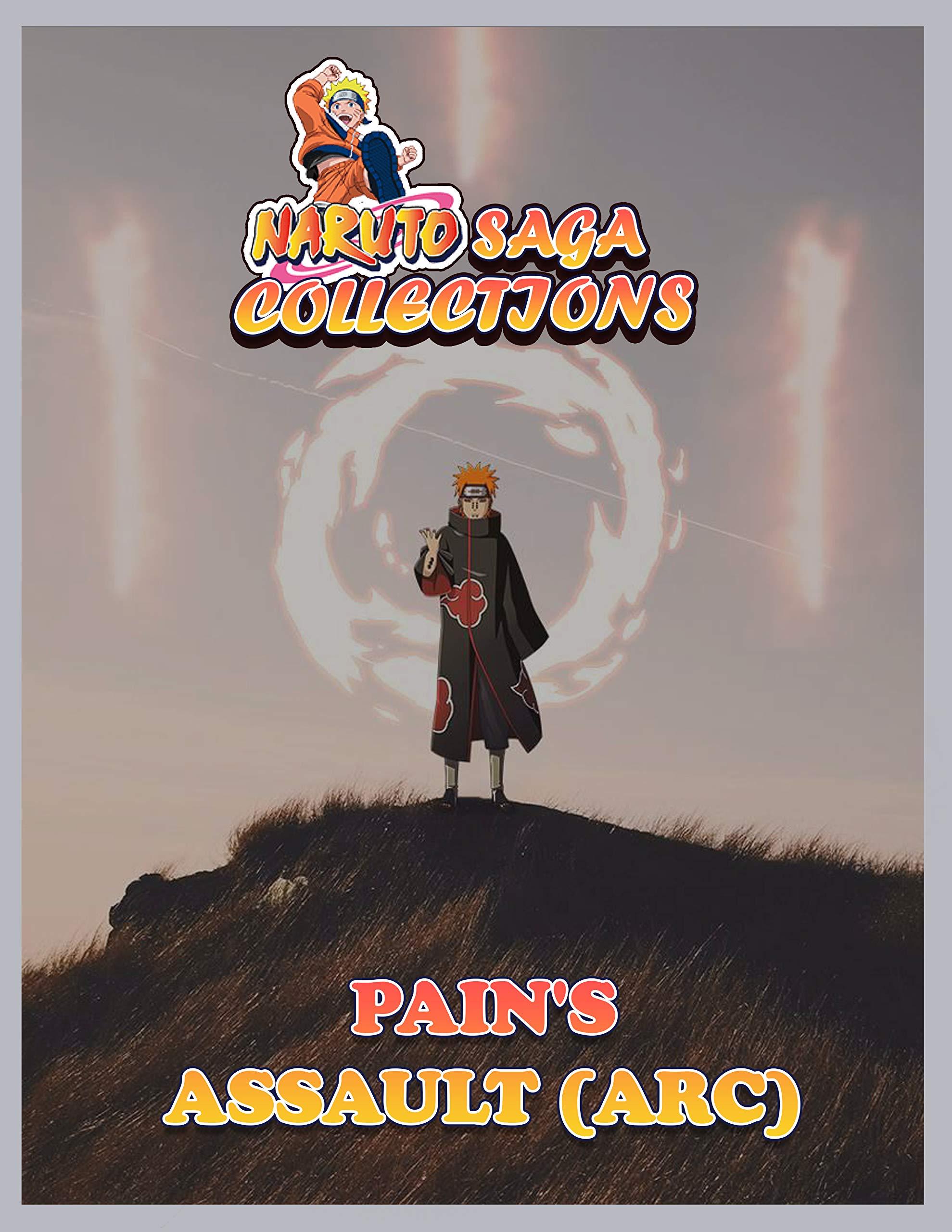 Manga Saga Collections: Naruto Pain's Assault (Arc) Vol 13