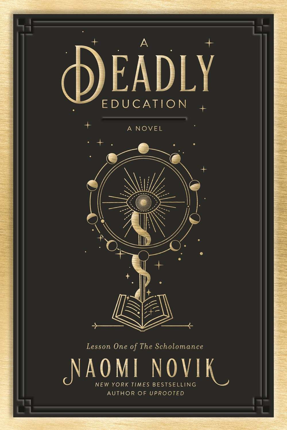 A Deadly Education (Scholomance, #1)