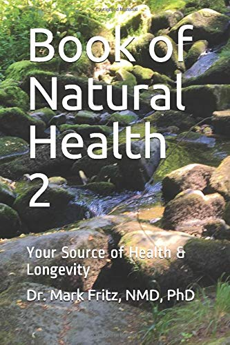 Book of Natural Health 2: Your Source of Health & Longevity