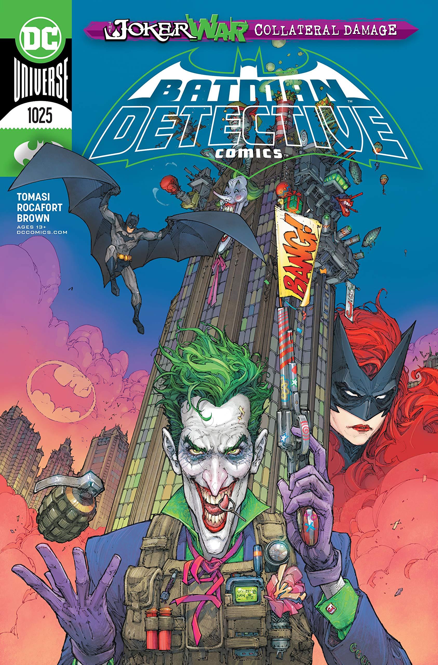 Detective Comics (2016-) #1025