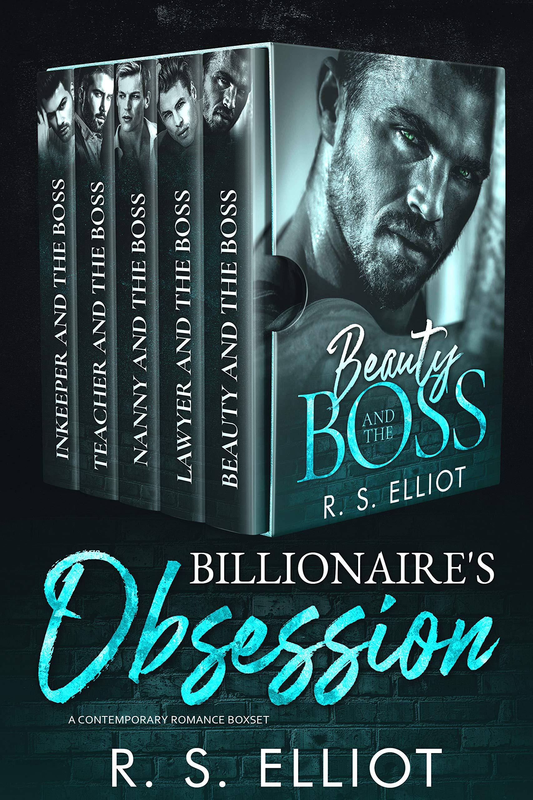 Billionaire's Obsession Books 1-5