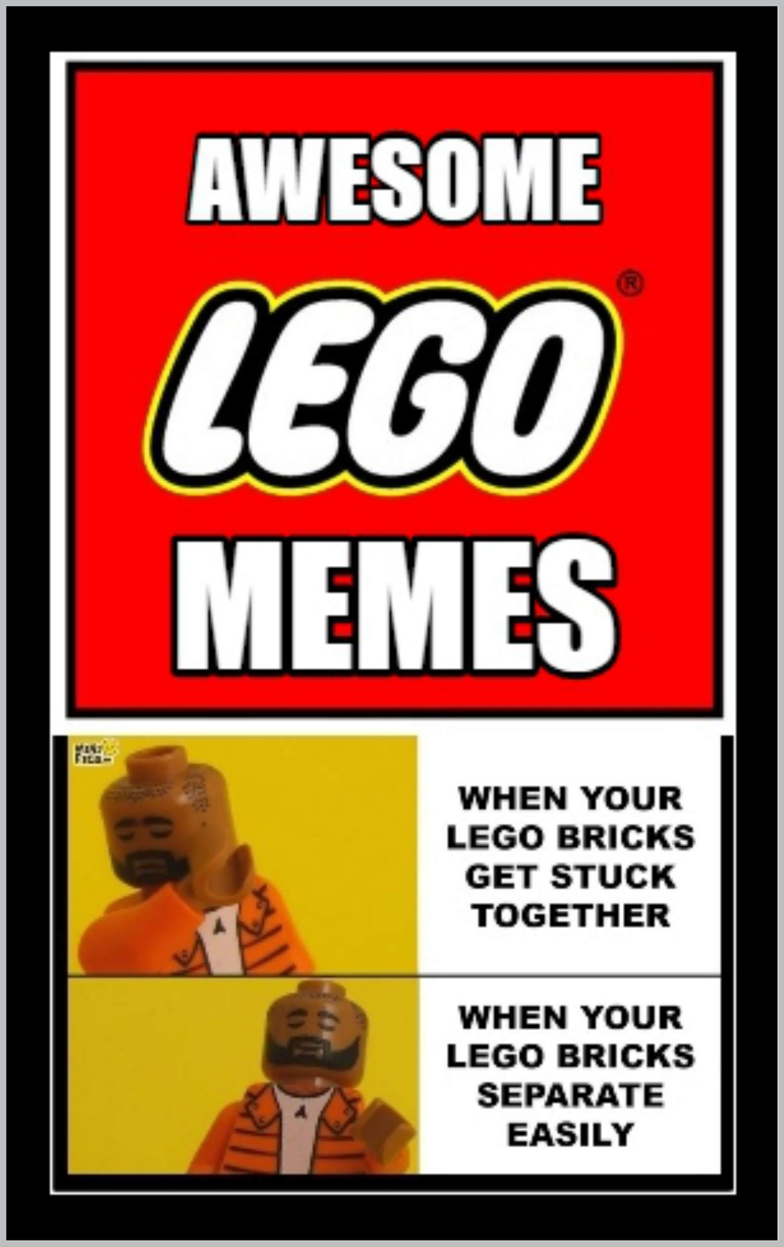 Lego Meems Book With Loads Dank Meems Jokes And Comedy - Epic Funny Book For Lego Lovers