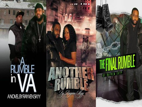 A Rumble in VA, Another Rumble, The Final Rumble (The Rumble Series Book 1)