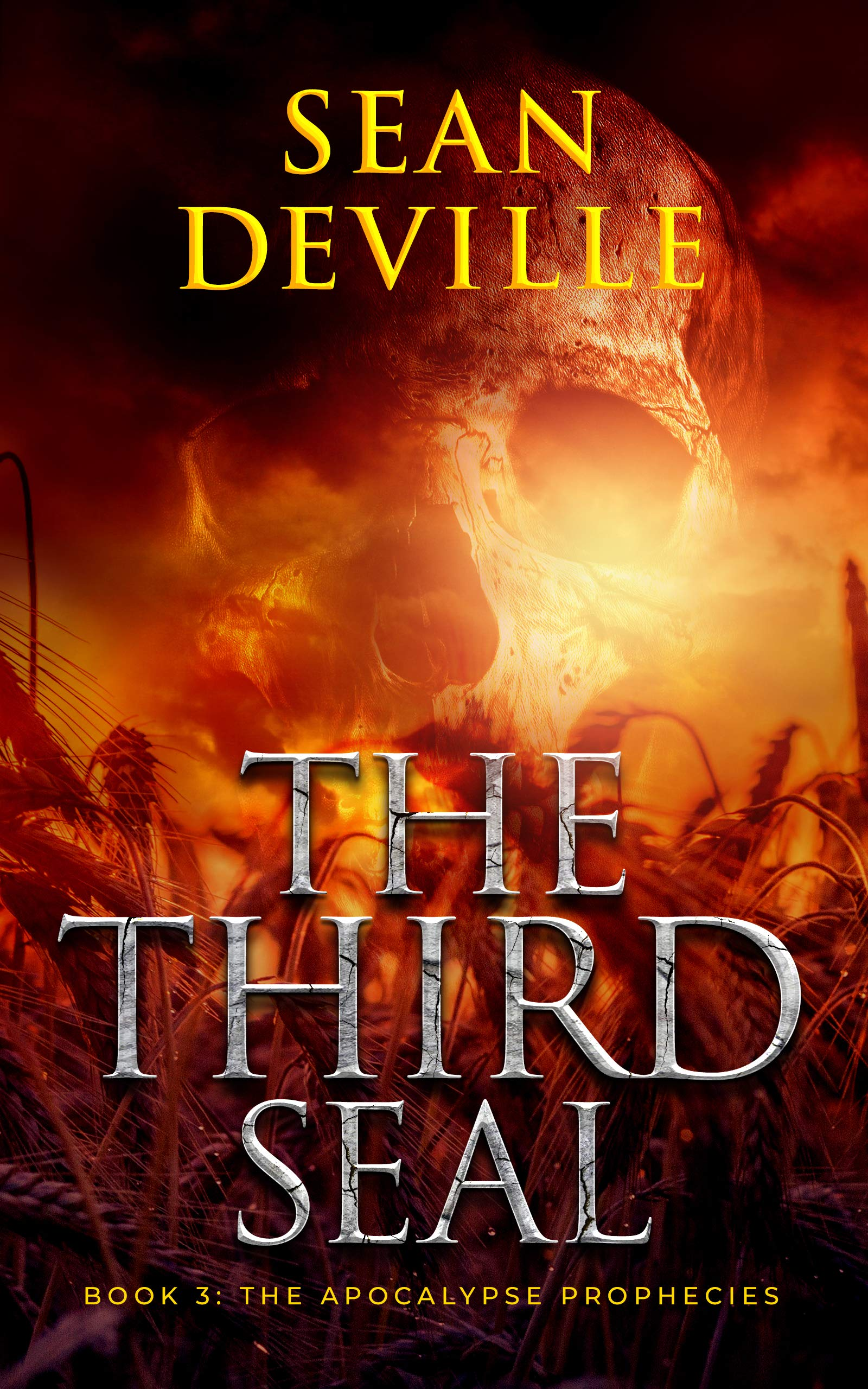 The Third Seal (The Apocalypse Prophecies Book 3)