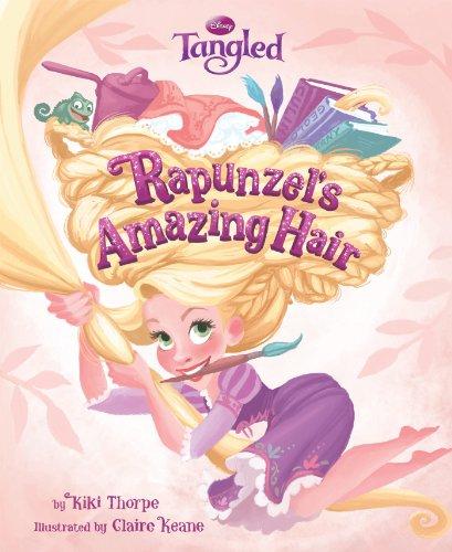 Disney Tangled: Rapunzel's Amazing Hair