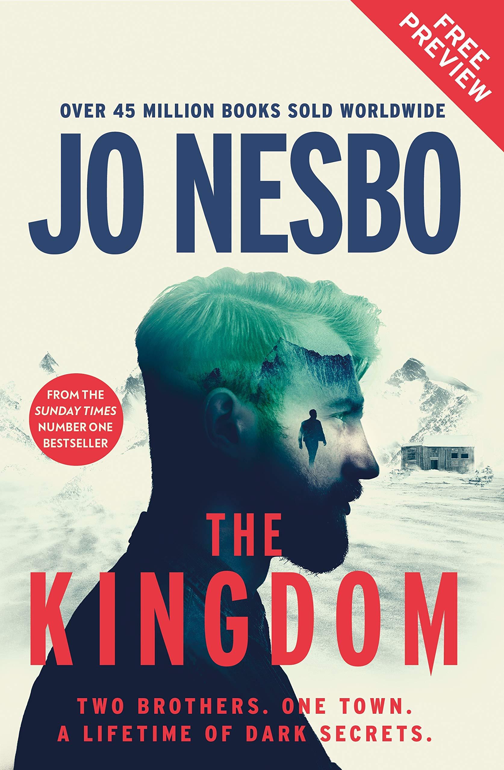 New Jo Nesbo Thriller: The Kingdom Free Ebook Sampler