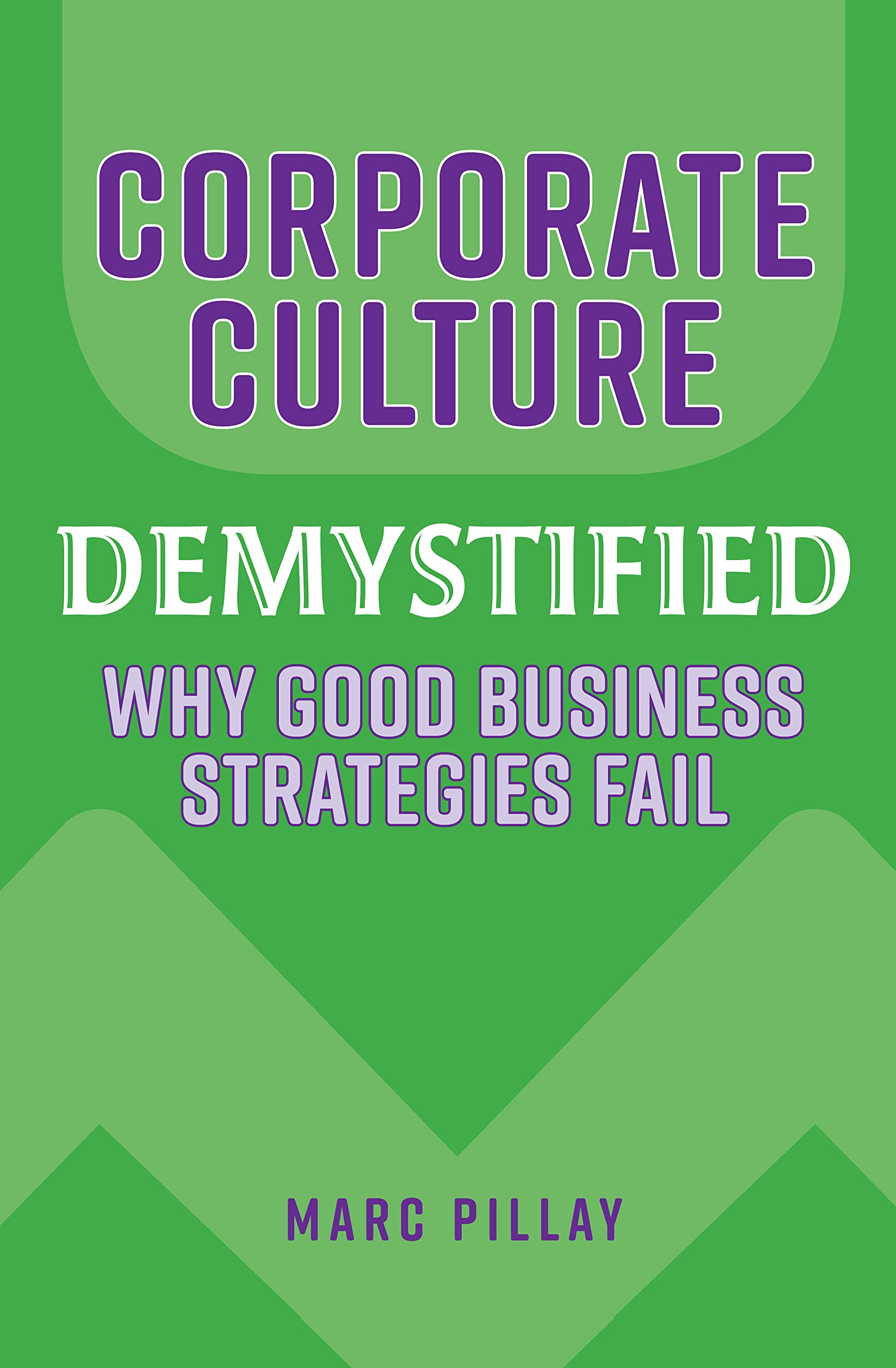 Corporate Culture Demystified: Why good business strategies fail (Demystified Series Book 2)