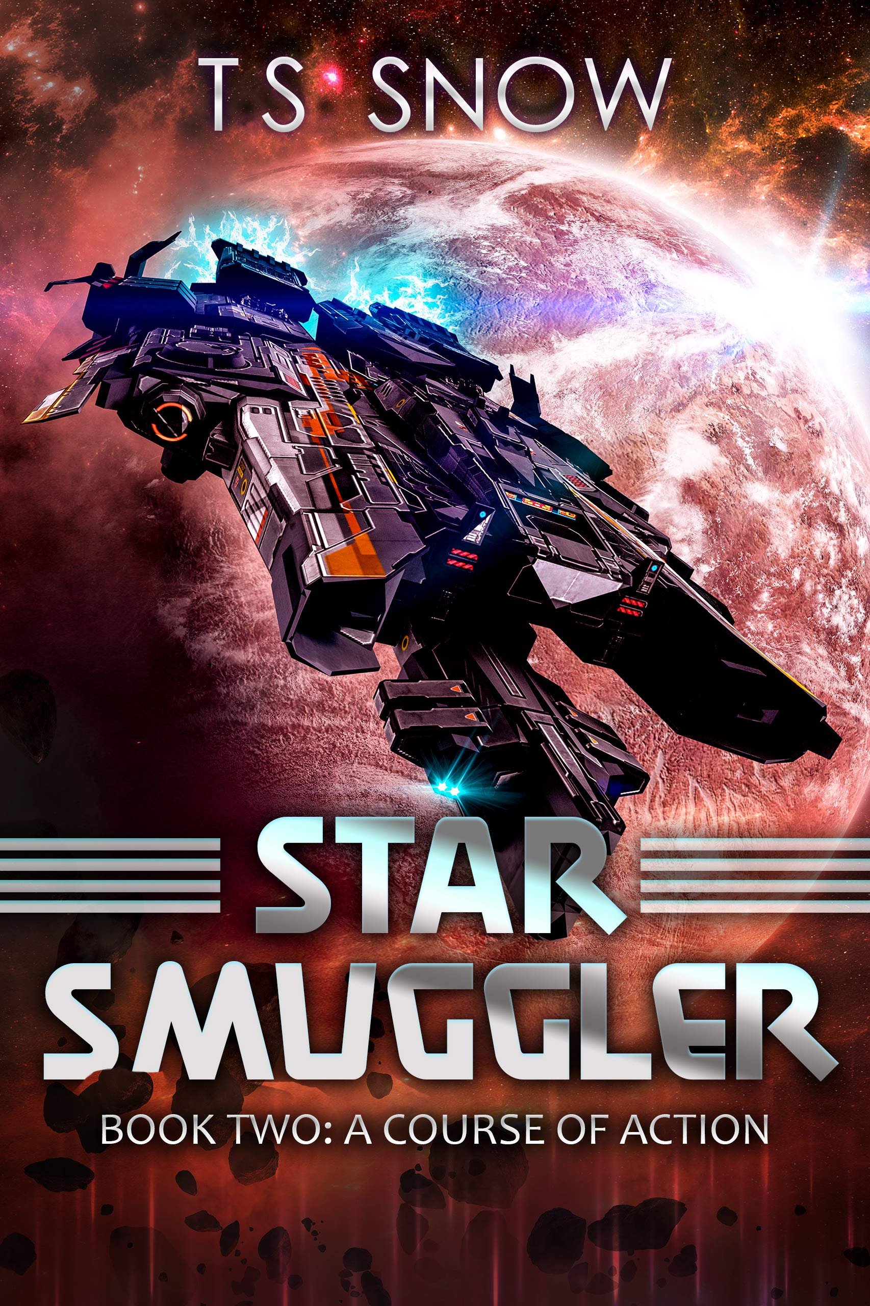 A Course of Action (Star Smuggler #2)