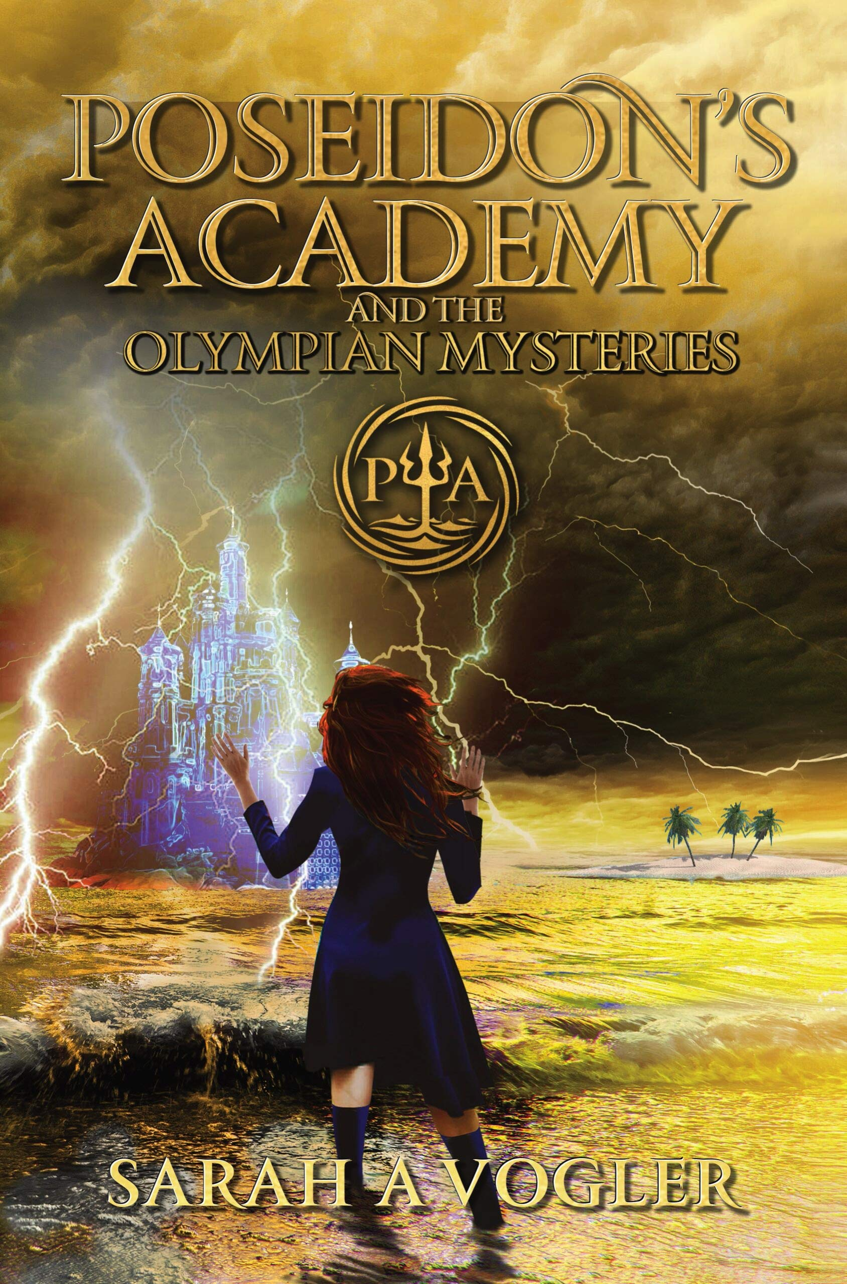 Poseidon's Academy and the Olympian Mysteries: A Middle Grade Fantasy Series