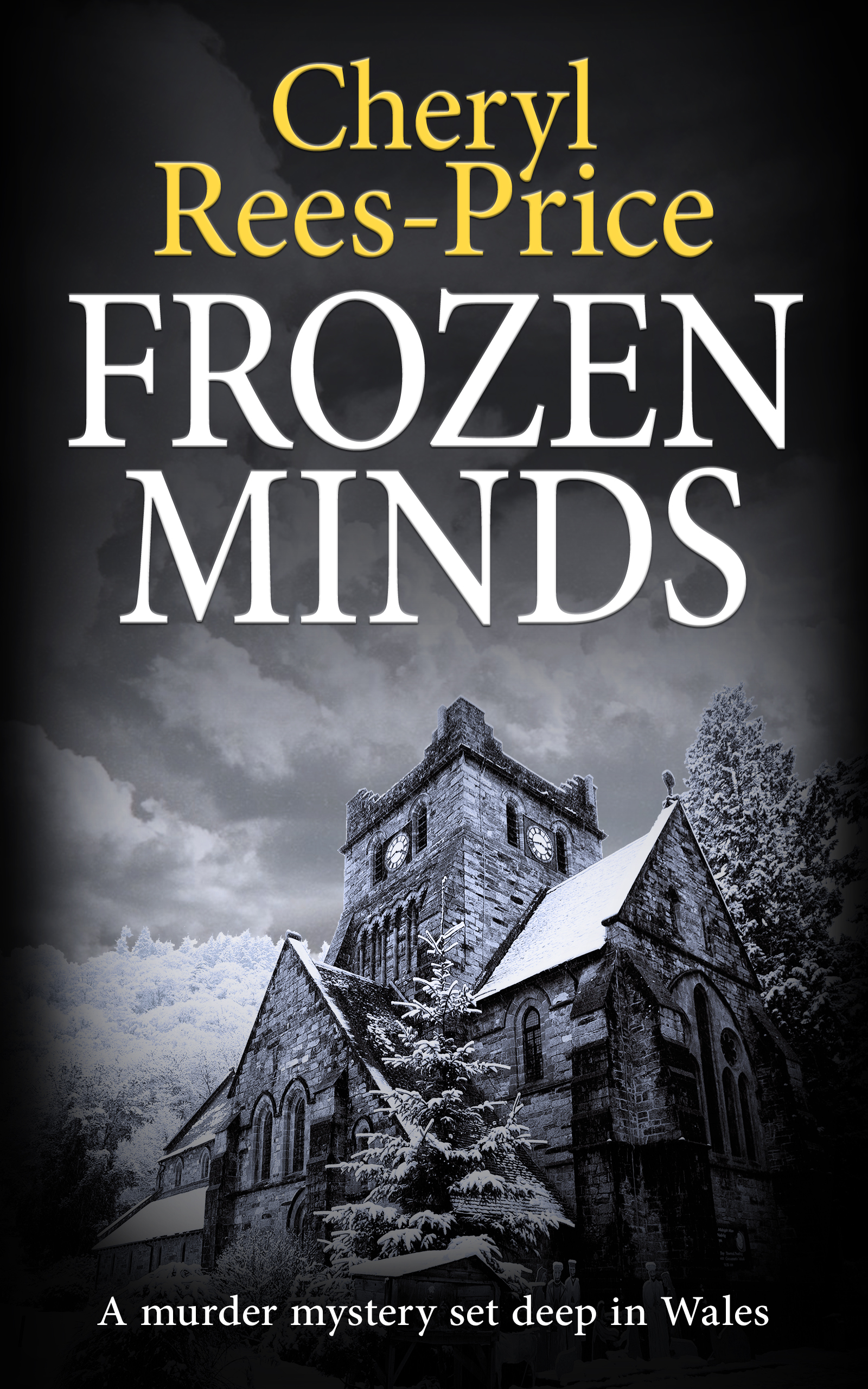 Frozen Minds (DI Winter Meadows, #2)