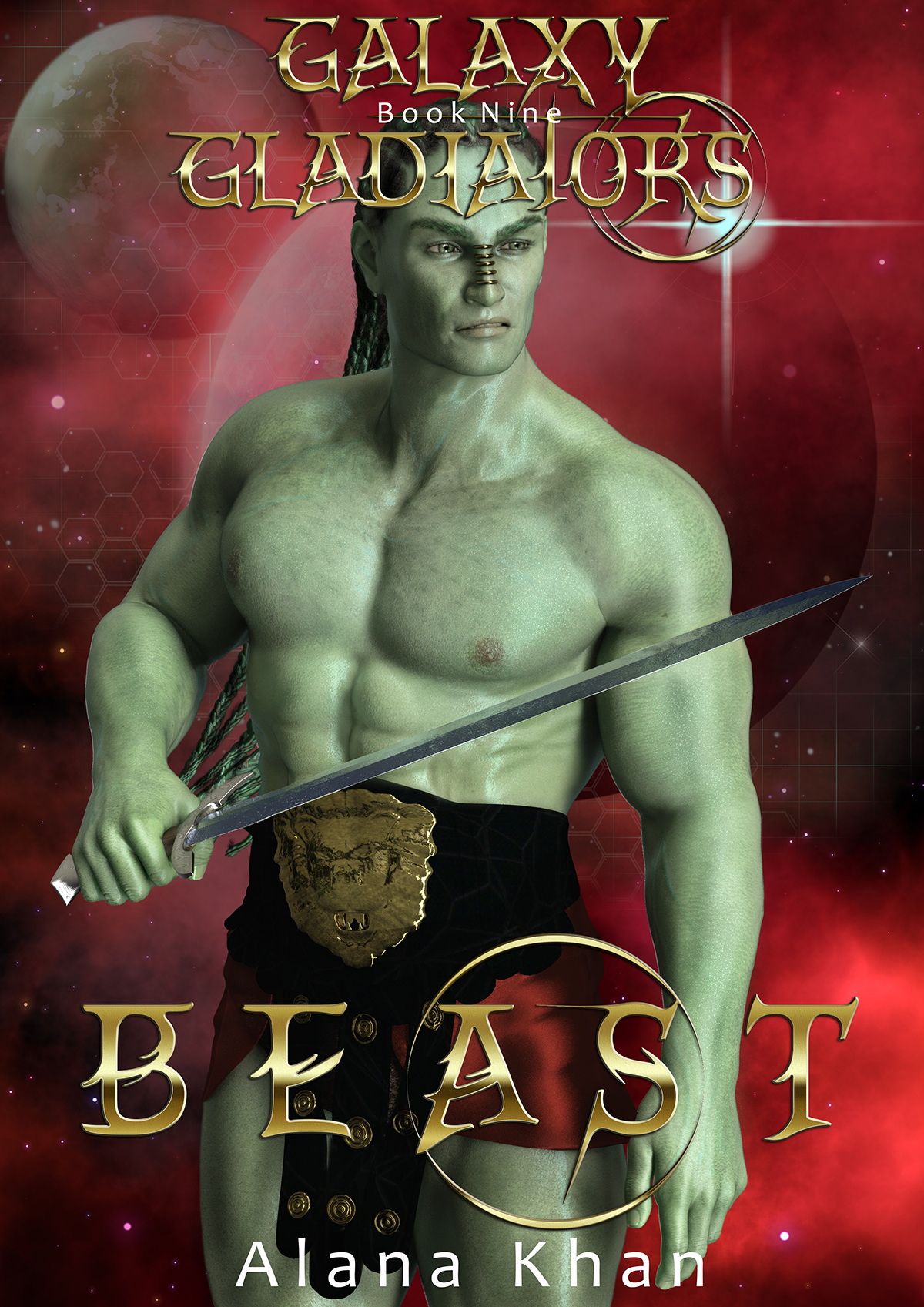 Beast (Galaxy Gladiators #9)