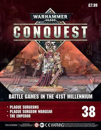 Warhammer 40,000 Conquest Volume 38