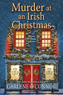 Murder at an Irish Christmas (Irish Village Mystery #6)